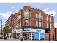 Neutrally decorated one bedroom flat to rent on The High Street in Bromley