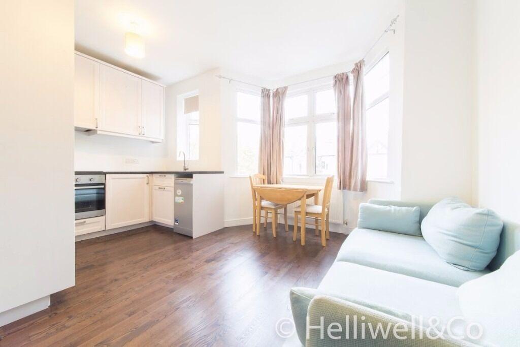 Two Double Bedrooms - West Ealing/Northfields - Gas Central Heating - Available Now - £1,400 PCM