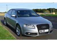 AUDI A6 S-LINE TDI, 59 FACELIFT, CAMBELT, WATER PUMP, MAJOR SERVICE JUST BEEN DONE BY AUDI, 2.0 TDI