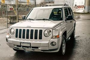2008 Jeep Patriot Limited Coquitlam Location - Call 604-298-6161