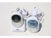 Tomy Walkabout Platinum Digital Baby Monitor