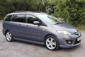Mazda 5 2.0 Diesel Sport 7 Seater / Mpv Full History Ex-Condition £3495