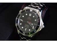 Omega Seamaster 300m Co-Axial 007 Limited Edition Watch