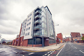 BEAUTIFUL MODERN 2-BED, 2-BATH APARTMENT IN LIVERPOOL CITY CENTRE | BILLS INCLUDED | L3