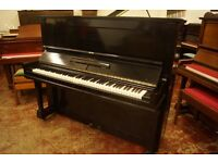 Steinway & Sons upright piano. Tuned by Steinway tech. Free Uk delivery