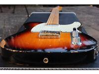 2007 Fender Custom Shop Classic S1 Relic Telecaster Tele