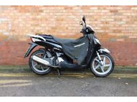 Honda Sh 125 **Full Service History** NOT PCX PS SHi Forza Swing Dylan Nmax Tmax Delivery Bike Vespa