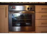 Electric oven-cooker 'Newhome efa600h' £30 ono. Electrical issues with circuit board