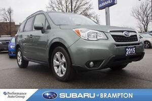 2015 Subaru Forester 2.5i Touring Package SUNROOF AWD
