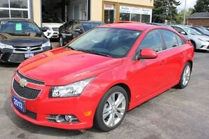 2013 Chevrolet Cruze LT TURBO LEATHER