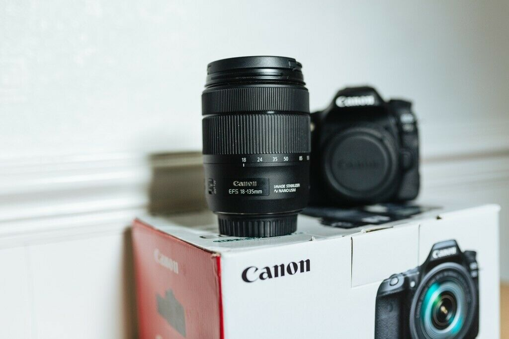 Canon 80D & EF-S 18-135 IS USM Kit (Like New) | in Southside, Glasgow |  Gumtree