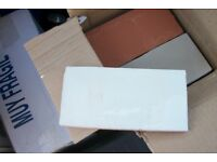 Small Tiles for Kitchen or cloakroom