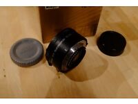 nikon TC17 teleconverter lens