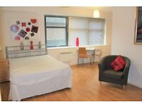 1 Luxury Self Contained Double Bedroom Studio Apartment to rent in Birmingham City Centre