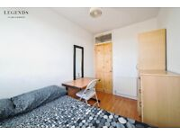 NICE ROOM TO RENT - ZONE 2 - LIMEHOUSE - AVAILABLE FROM TODAY - **I HAVE MORE ROOMS** - CALL ME NOW