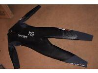 Gul Waterman Mens 5/4mm Blindstitch Swimsuit, Ironman Triathlon Swimming Surfing SIZE XXL