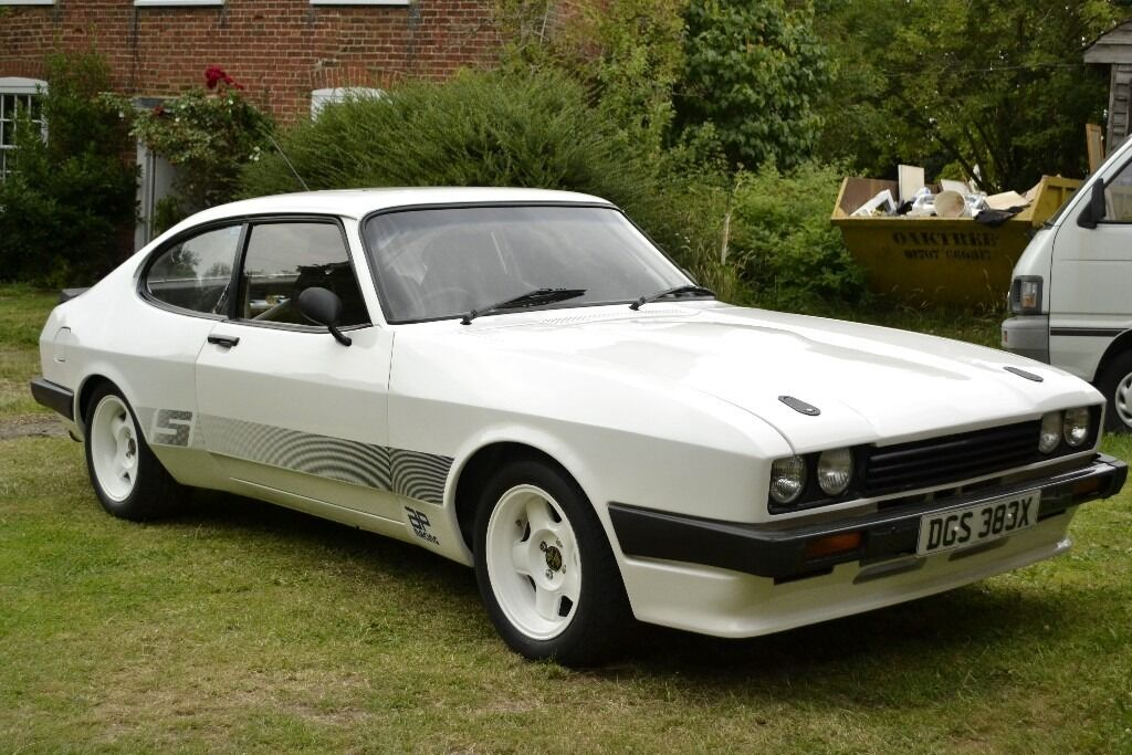 Ford Capri 3 0s X Pack Special In Potters Bar Hertfordshire Gumtree