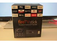 Amazon Fire Stick with 3 versions of Kodi plus 27 apps