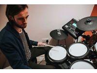 Experienced Drum Tutor Brighton and Hove
