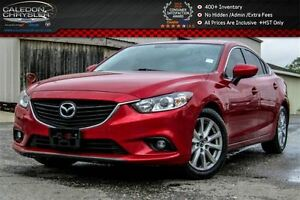 2014 Mazda MAZDA6 GS|Navi|Sunroof|Backup Cam|Bluetooth|Leather|H