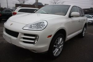2009 Porsche Cayenne ACCIDENT FREE