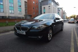 BMW 5 Series AUTOMATIC 2.0 520d SE 4dr FULL BMW SERVICE HISTORY