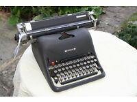 Vintage Olivetti Lexicon 80 Typewriter