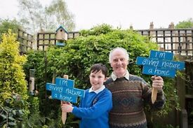 Flexible volunteering role with the RSPB