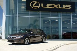 2012 Lexus CT 200h TOURING * POWER MOONROOF HEATED SEATS