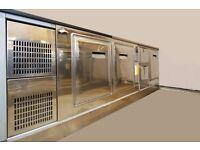 Refrigerated unit