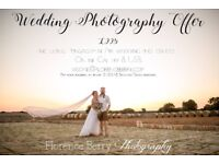 Wedding photographer - Florence Berry Photography