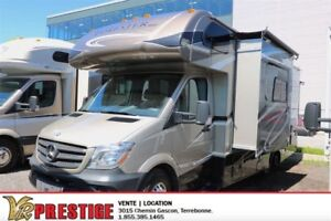 2015 Forest River Forester 2401-R Diesel  2 extensions