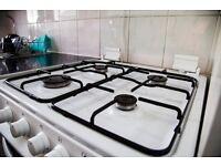 Gas twin Cavity cooker by bush