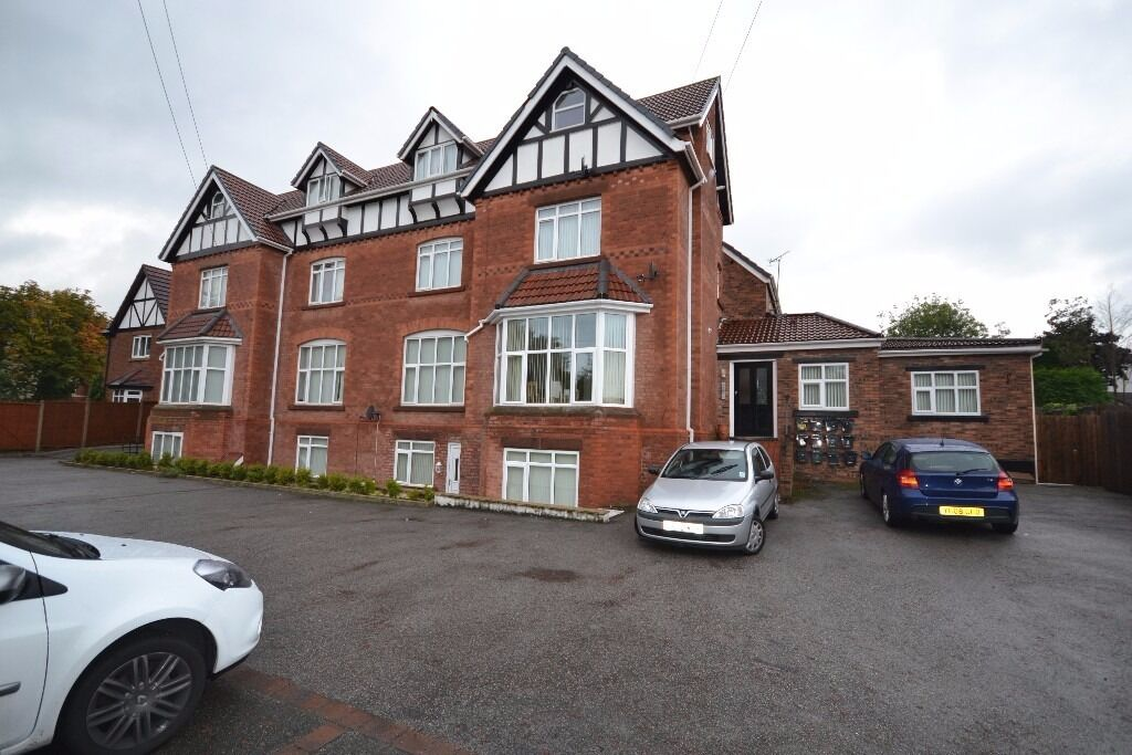 Well presented two bedroom apartment situated on Shrewsbury Road, Close to all , transport links.