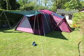 Khyam Ridgi Dome Ultimate Tent