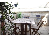 South of France-Charming house with terrace in Uzès médieval town (Provence)