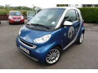 Smart Car Fortwo Coupe PASSION MHD (silver) 2008