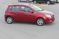 2010 CHEVROLET AVEO 5, LT, TOIT OUVRANT, MAGS
