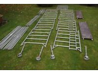 Youngman Double width tower 7.5M