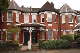 FANTASTIC LOCATION! Five minute's walk to station, well presented two double bedroom 1st floor flat.