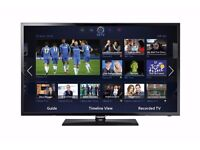 Excellent Samsung Smart TV 39-inch Widescreen Full HD 1080p for sale. £199 only.