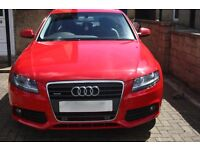 Audi A4 Quattro Technik *4WD*SATNAV*LEATHER*FSH