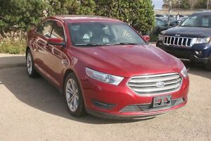 2013 Ford Taurus SEL AWD, NAV, LEATHER, S/ROOF