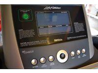 Life Fitness F3 folding treadmill, running machine