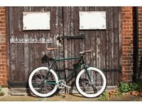 Special Offer GOKU CYCLES Steel Frame Single speed road bike TRACK bike fixed gear fixie bike R6