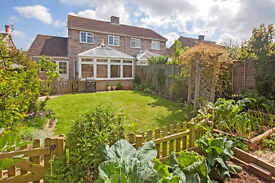 North Curry, Taunton, 4 bed semi. Garden, Driveway Parking, GCH, DG, Potential to extend