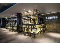 Waiter / Waitress - Darwin Brasserie The Sky Garden