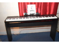 Digital piano Gear4music (SDP-2 Stage Piano) + Stand Pedal