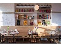 Restaurant Manager for THE GOOD EGG, Stoke Newington, £26k-£30k (part-time considered)