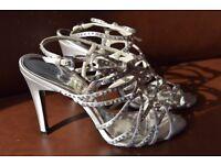 Karen Millen high heel shoes, size 38 in perfect condition